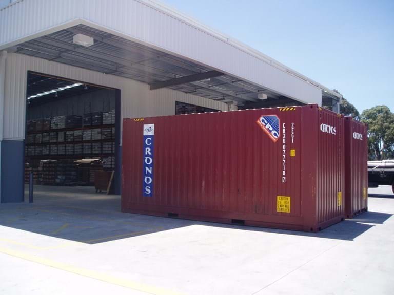 Container Storage Melbourne